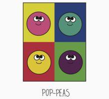 Pop-Peas One Piece - Long Sleeve