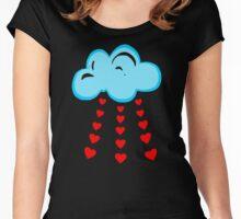❤ღ•Let It Love Romantic Clothes & Phone/iPad/Laptop/MackBook Cases/Skins & Bags & Home Decor & Stationary & Mugs•ღ❤ Women's Fitted Scoop T-Shirt