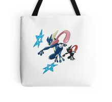 Double Greninja  Tote Bag