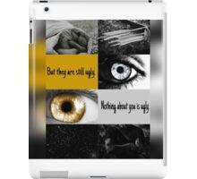 Mark Blackthorn and Kieran iPad Case/Skin
