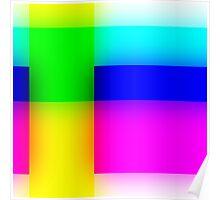 Abstract Blocks 1 Poster