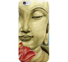 Buddha love iPhone Case/Skin