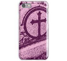 Pink Death iPhone Case/Skin