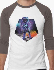 The Great Adventure of Moon Man Men's Baseball ¾ T-Shirt
