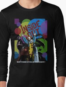 What if Iside Out was an horror movie? Long Sleeve T-Shirt