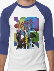 What if Iside Out was an horror movie? Men's Baseball ¾ T-Shirt