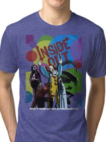 What if Iside Out was an horror movie? Tri-blend T-Shirt