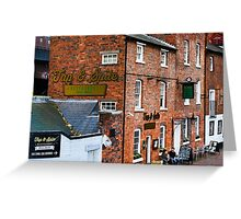 Birmingham Pub Greeting Card