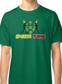 Zombies fusion! - Sayan style Classic T-Shirt