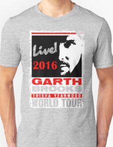 GARTH BROOKS WORLD TOUR 2016 T-Shirt