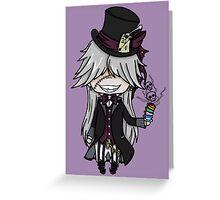 Undertaker Alice Greeting Card