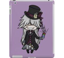 Undertaker Alice iPad Case/Skin