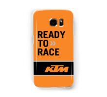 Ready to Race Samsung Galaxy Case/Skin