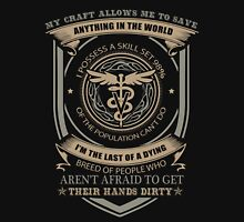 Vet Tech. My craft allows me to save anything in the world T-Shirt