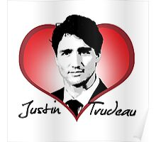 Justin Trudeau Poster