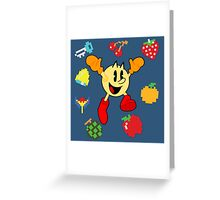 The Pac Greeting Card