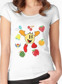 The Pac Women's Fitted Scoop T-Shirt