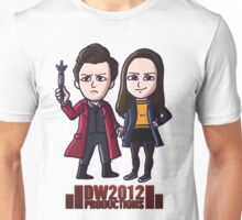 DoctorWho2012 Merchandise, Little Red & Meg Unisex T-Shirt