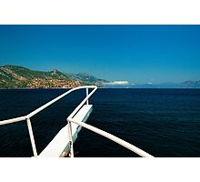 Aegean seascape Photographic Print
