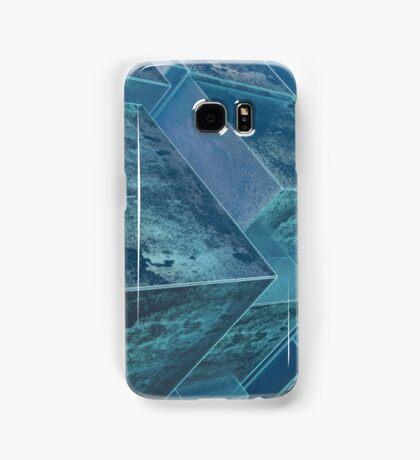 Blocky Blocks Samsung Galaxy Case/Skin