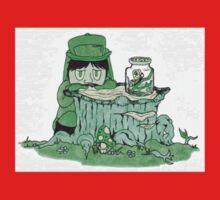 Color Kids - Green Kids Tee