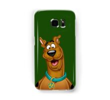 Natural Scooby doo  Samsung Galaxy Case/Skin