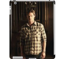 Sam Winchester Season 4 iPad Case/Skin