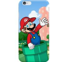 Mario Day iPhone Case/Skin