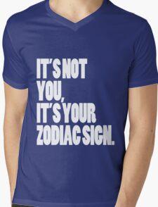 It's Your Zodiac Sign Mens V-Neck T-Shirt