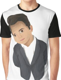 Jimmy Carr Graphic T-Shirt