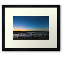 Early Morning Bantayan Starry Sunrise Framed Print