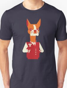The Boston Bull Terrier T-Shirt