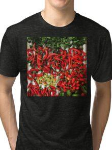 So many chiles... Tri-blend T-Shirt