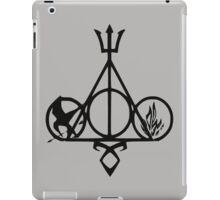 Symbols-Divergent iPad Case/Skin