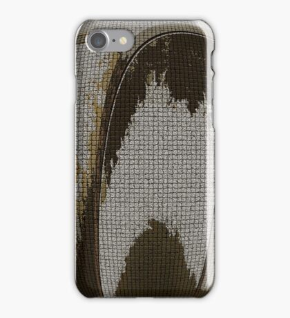 Metal Decay Two iPhone Case/Skin