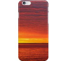 Chesapeake Bay Sunrise iPhone Case/Skin