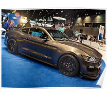 Mustang Sunny Side Up Poster