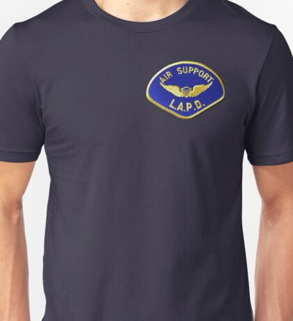 LAPD Air Support Unisex T-Shirt