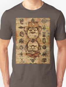 Twin Brothers - Gravity Falls T-Shirt