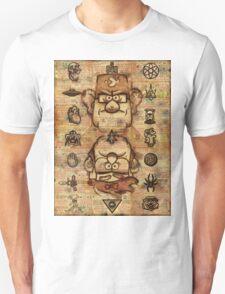 Twin Brothers - Gravity Falls Unisex T-Shirt