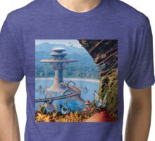New Civilization Tri-blend T-Shirt