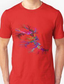 Feather Dragon Fractal T-Shirt