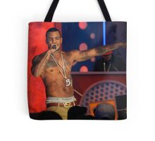 Rapper The Game Tote Bag