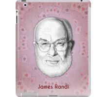 James Randi iPad Case/Skin