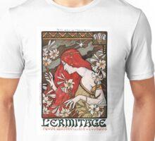 VINTAGE PARIS L'ERMITAGE 1897 Unisex T-Shirt