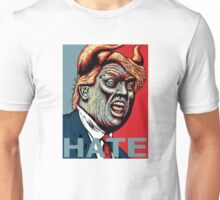 Trump Hate 2016 Unisex T-Shirt