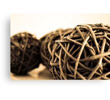 Tightly Wound Canvas Print