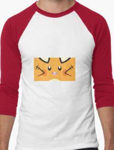 Dedenne pokémon Men's Baseball ¾ T-Shirt