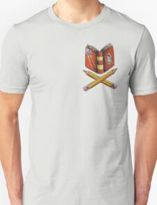 Booklovers Coat of Arms T-Shirt