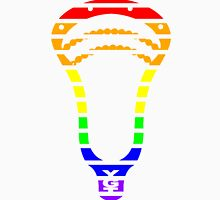 Lacrosse Rainbow Rows Unisex T-Shirt
